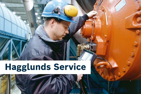 Hagglunds Service