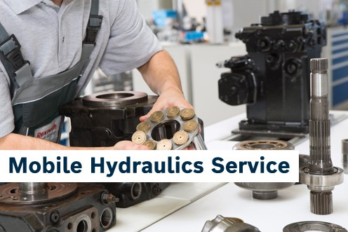 Mobile Hydraulics Service